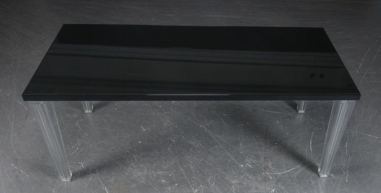 Hyr bord, Kartell Top Top 190 cm - Philippe Starck