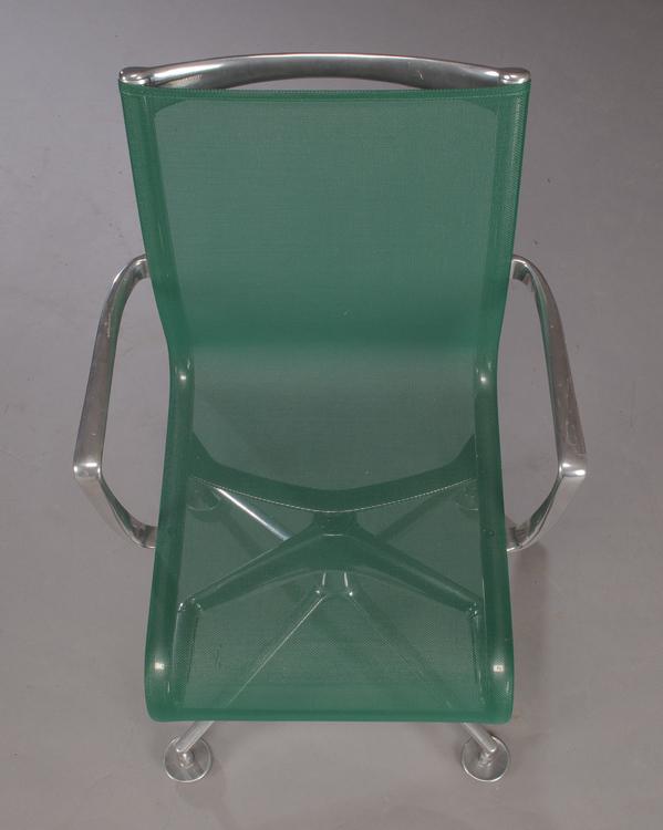 Hyr stolar, Alias 437 Meetingframe  Grön - Alberto Meda
