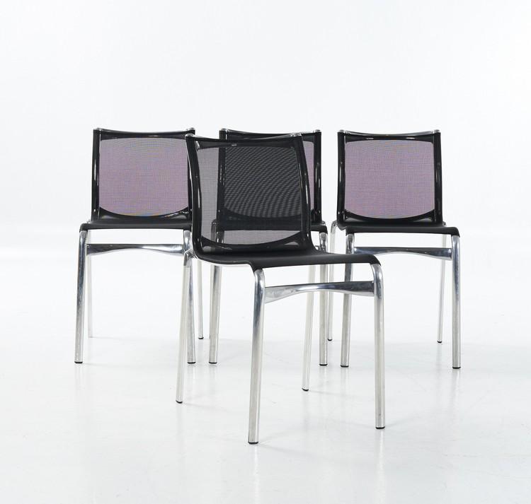 Hyr stolar, Alias 416 HighFrame - Design Alberto Meda