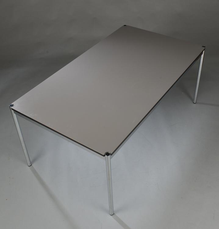 Hyr bord, USM Table - Fritz Haller & Paul Schärer