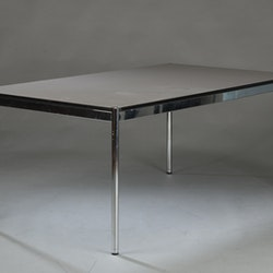 Hyr bord, USM Table - Fritz Haller & Paul Schärer