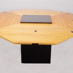 Hyr bord, Tranekaer Cirkante Table - Van Den Berghe