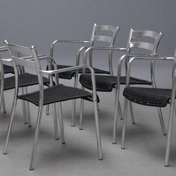 Hyr stolar, AMAT Biarritz Aluminium