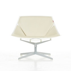 Hyr fåtölj, Fritz Hansen Space JL10 Lounge Chair