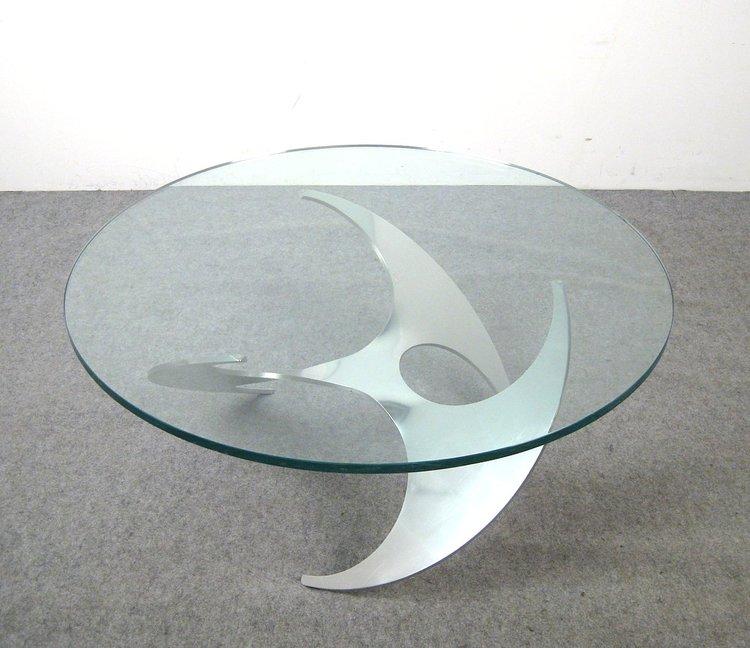 Hyr soffbord, Ronald Schmitt Propeller - 110 cm