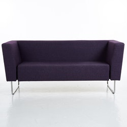 2-sits soffa, Swedese Gap Lounge