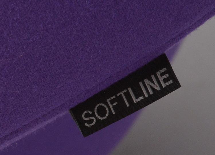Hyr fåtölj, Softline Hello