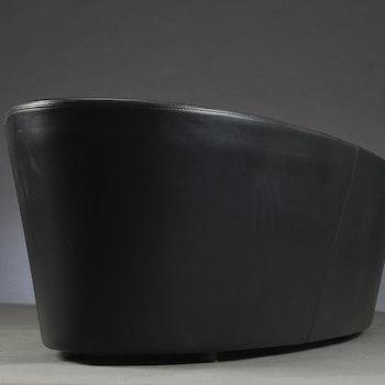 Hyr bänk, Halle Globe Zero 4 Bench - 358 cm