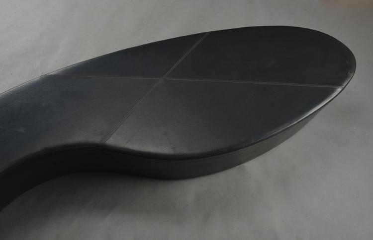 Hyr bänk, Halle  Plasma Globe Zero 4 Bench - 358 cm