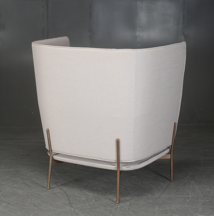 Hyr fåtölj, AndTradition Cloud LN5 - Design Luca Nichetto