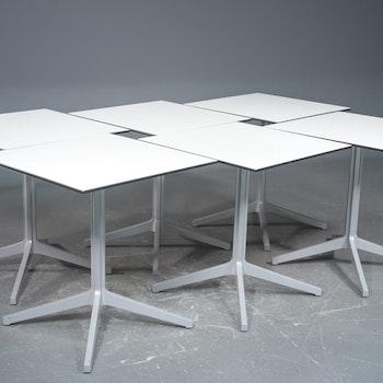 Hyr cafébord, Pedrali Ypsilon - Design Jorge Pensi