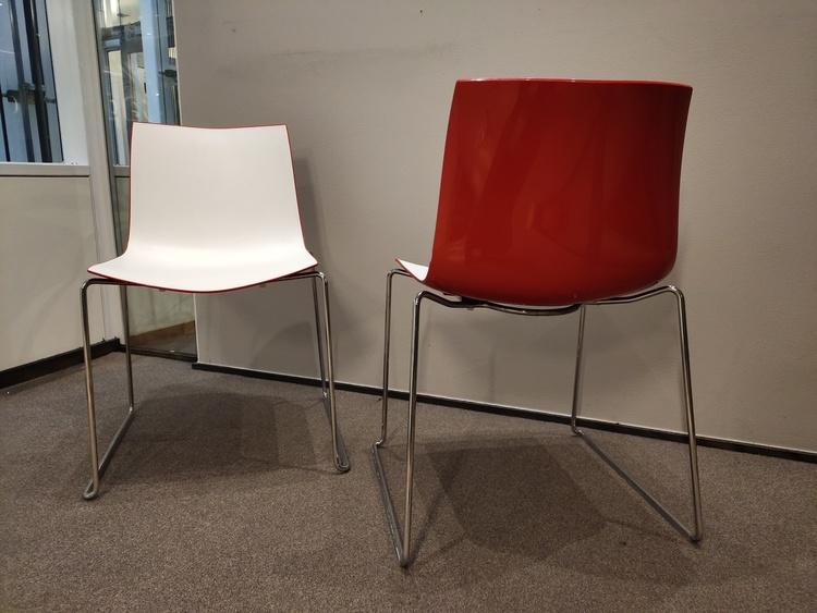 Hyr stolar, Arper Catifa 46 - Design Lievore Altherr Molina