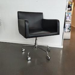Hyr stolar med hjul, Andreu World Lineal Comfort