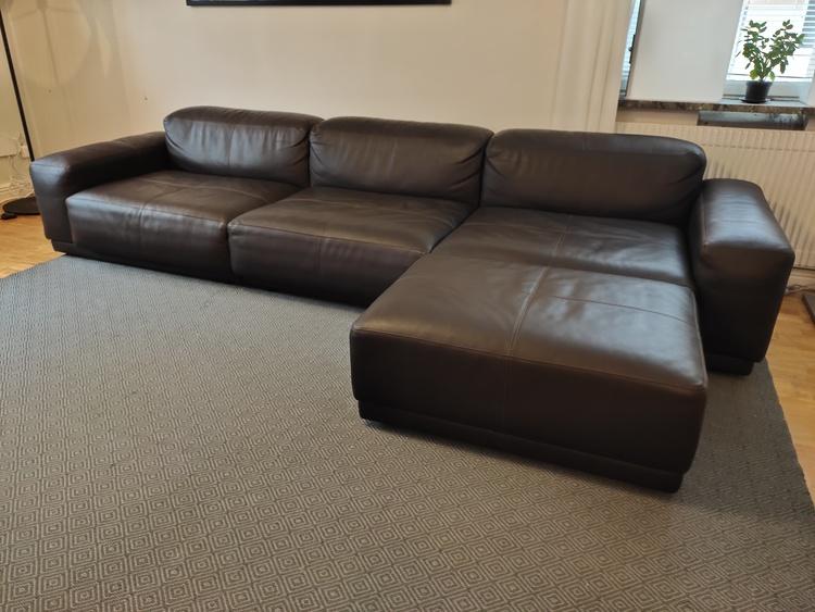 3-sits soffa, Vitra Soft Modular Sofa - Jasper Morrison