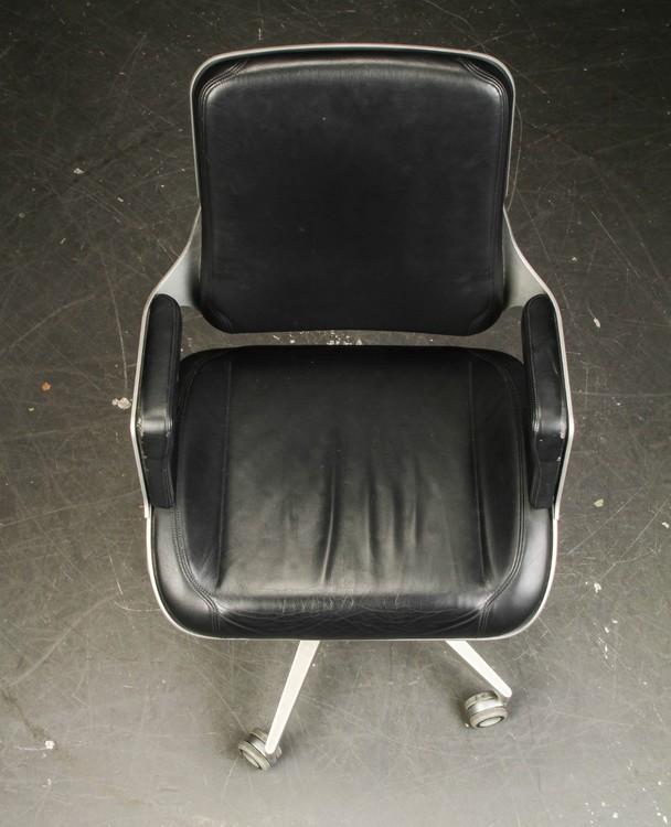 Hyr skrivbordsstol, Interstuhl Silver 262S