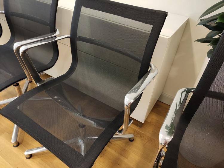 Hyr konferesstolar, ICF Italy Una Chair