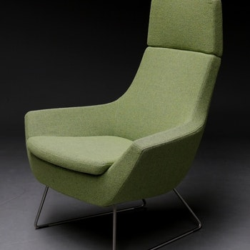 Hyr fåtöljer, Swedese Happy Easy Chair