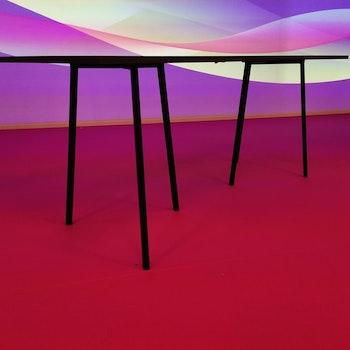 Hyr ståbord, HAY Loop Stand High - 242 x 93 cm