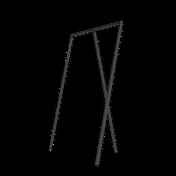 Hyr klädhängare, HAY Loop Stand - Design Leif Jørgensen