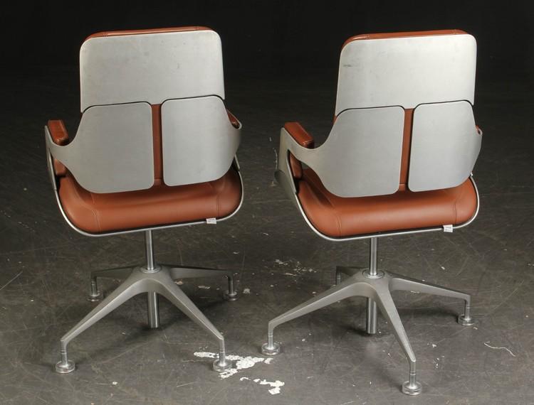 Hyr stolar, Interstuhl Silver 151S - Hadi Teherani