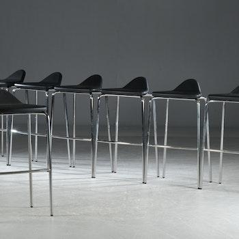Hyr barpall / barstol, Materia Plektrum - 78 cm