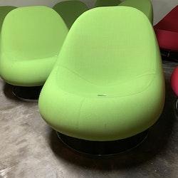 Hyr fåtölj, Johanson Design FLOW Lounge