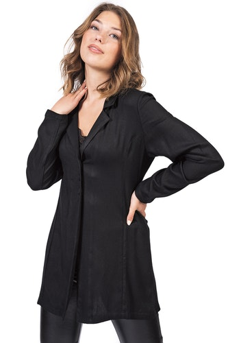 Regina Jacket Black