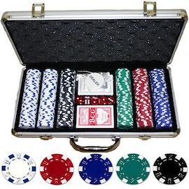 300 pokermarker