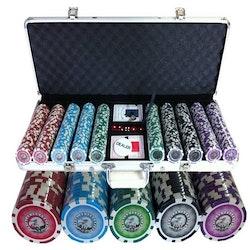 500 Las Vegas eagle pokermarker 1-500