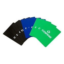 Copag cut card poker size