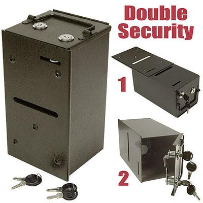 Drop box med unika lås