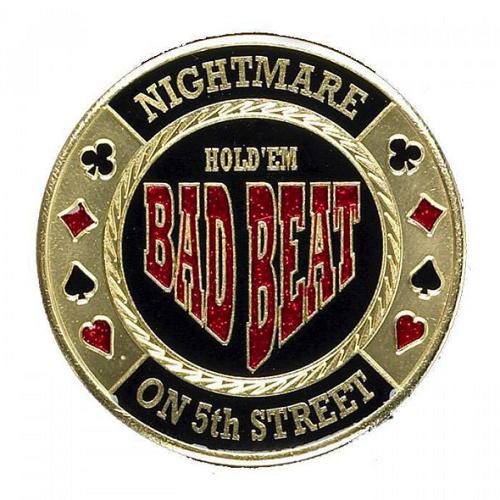 Bad beat guard