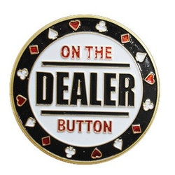 On the dealer button guard