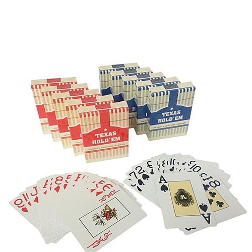 Pokerkort Texas holdem