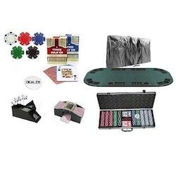 Pokerpaket cash och turnering