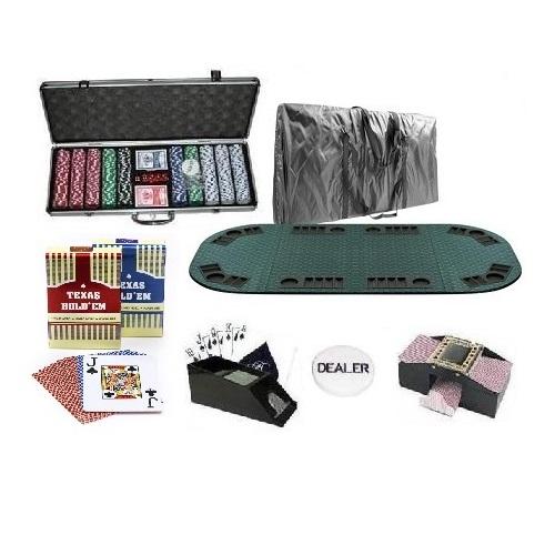 Pokerpaket cash och turnering 10-1000
