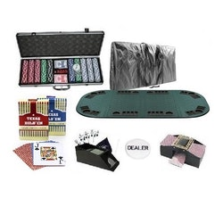 Pokerpaket cash och turnering 50-5000