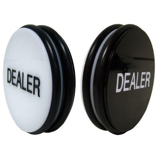 Dealer button XL