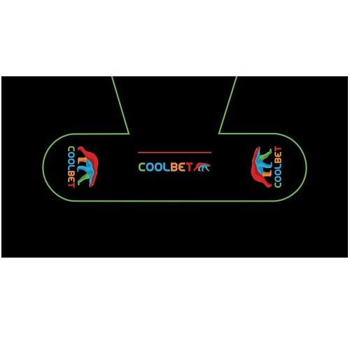 Casino pokerduk med din logotyp och design