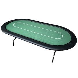 Pokerbord grön