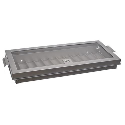 Dealer tray i metall