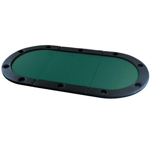 Oval table top