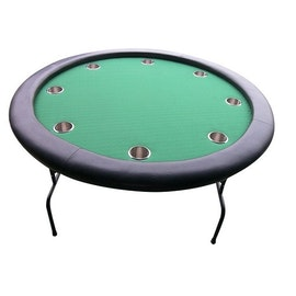 Runt pokerbord