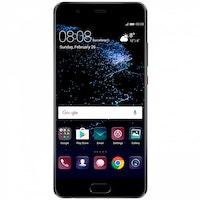 Begagnad Huawei P10 Plus Svart Okej Skick