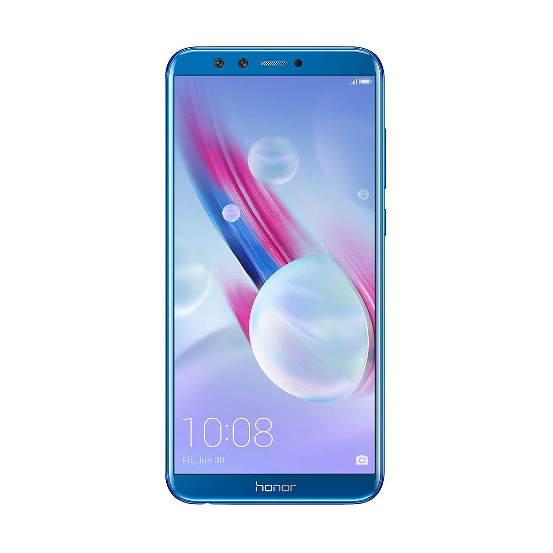 Begagnad Huawei Honor 9 Svart Bra skick