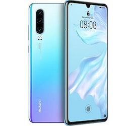Begagnad Huawei P30 128GB Breathing Crystal Bra skick