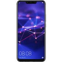 Begagnad Huawei Mate 20 lite 64GB Svart Okej Skick