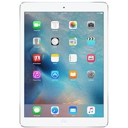 Begagnad Apple iPad Air (2013) 16GB Silver Bra skick