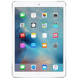 Begagnad Apple iPad 6 generation (2018) 32GB Silver Bra skick