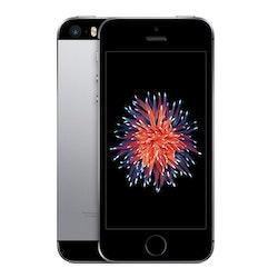 Begagnad Apple iPhone SE 16GB Svart Bra skick
